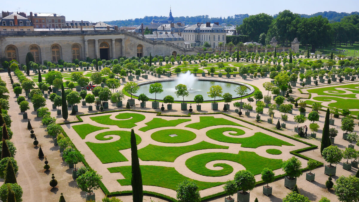 Lov Group - Gardens of the Palace of Versailles