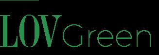 logo lov green