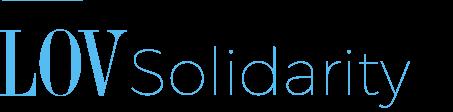 logo lov solidarity